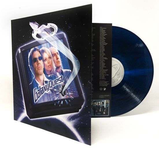 David Newman: Galaxy Quest - Music from the Motion Picture: Limited Blue