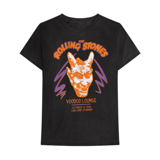 The Rolling Stones: Voodoo Lounge Oct 31 T-Shirt - S
