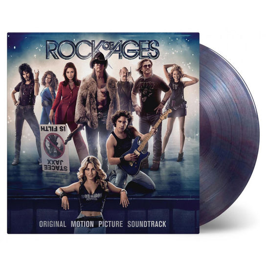 Original Soundtrack: Rock Of Ages OST Coloured + Numbered