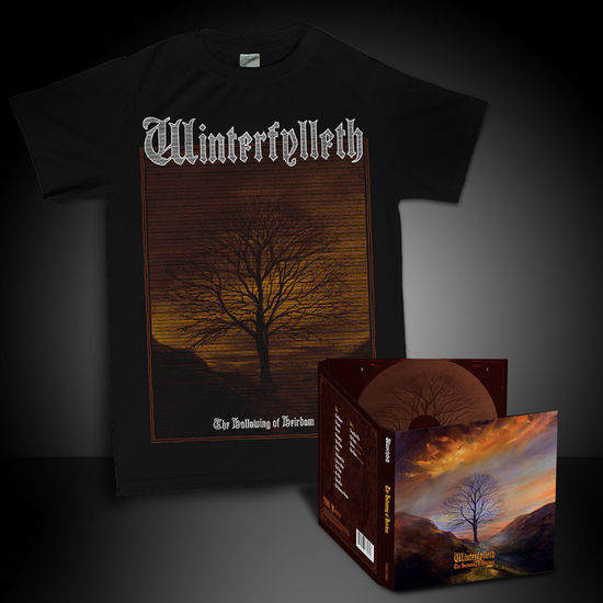 Winterfylleth: The Hallowing Of Heirdom Double CD & Tee