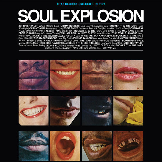 Various Artists: Soul Explosion