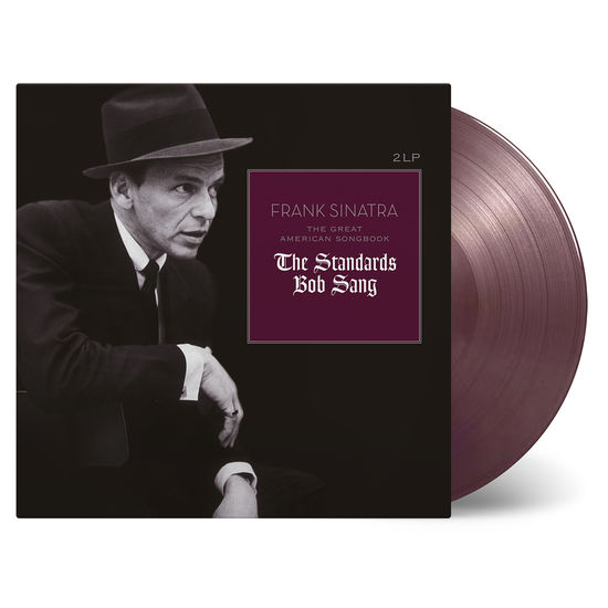 Frank Sinatra: Great American Songbook: The Standards Bob Sang: Purple with Gold Numbered Vinyl