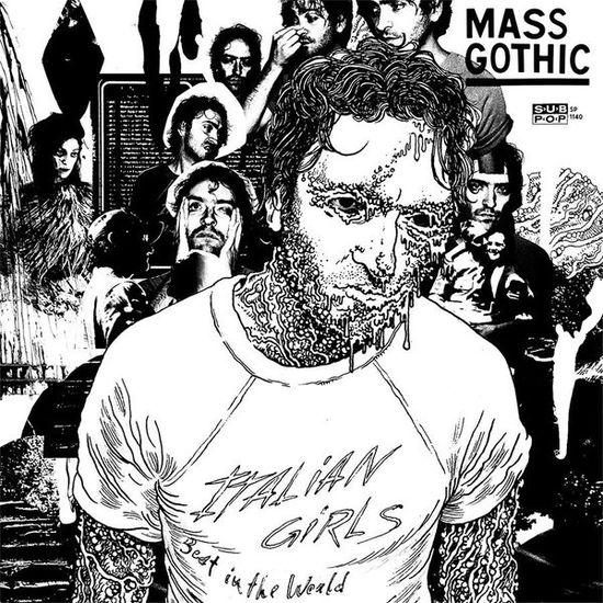 Mass Gothic: Mass Gothic: Yellow Vinyl