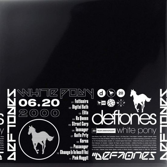 Deftones: White Pony: 20th Anniversary Deluxe Edition