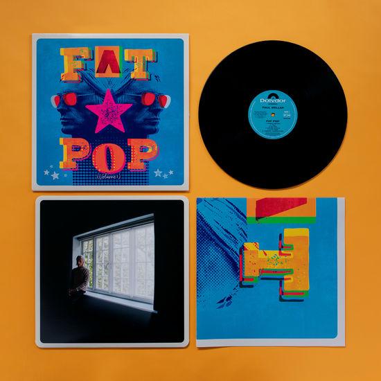 Paul Weller: Fat Pop Standard Vinyl