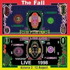 The Fall: Astroria 1998 [RSD 2019]