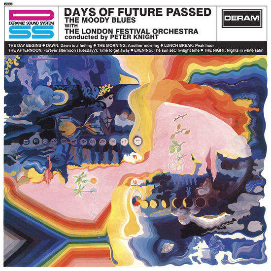 Moody Blues: Days Of Future Passed