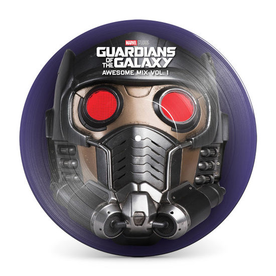 Various Artists: Guardians Of The Galaxy Vol. 1 (Picture Disc)