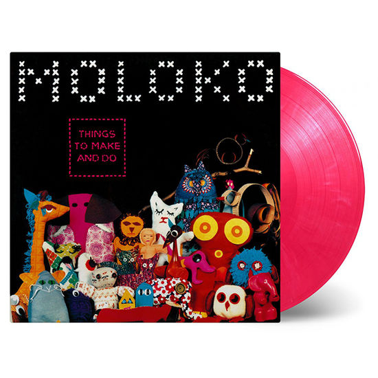 Moloko: Things to Make and Do: Limited Edition Pink Coloured Vinyl