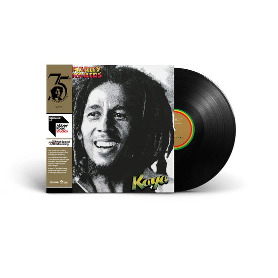 Bob Marley and The Wailers: Kaya: Limited Edition Half-Speed Master
