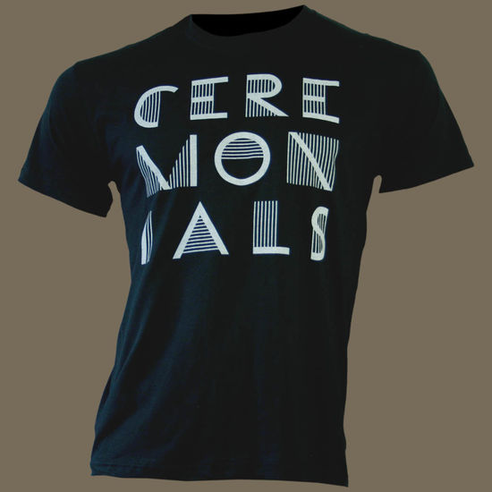 Florence + The Machine: Ceremonials Logo T-shirt - Large