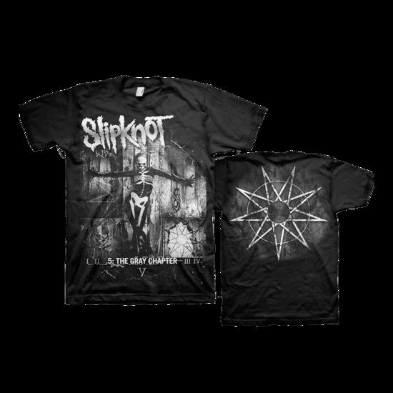 Slipknot: .5: The Gray Chapter T-Shirt Small