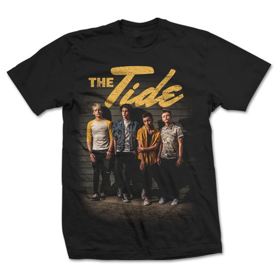The Tide: Click My Fingers Tee
