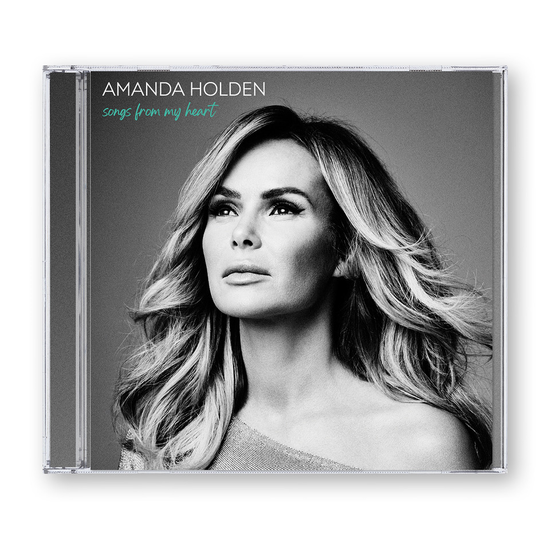 Amanda Holden: Songs From My Heart Signed CD