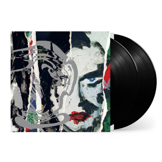 The Cure: Mixed Up - Double Vinyl LP