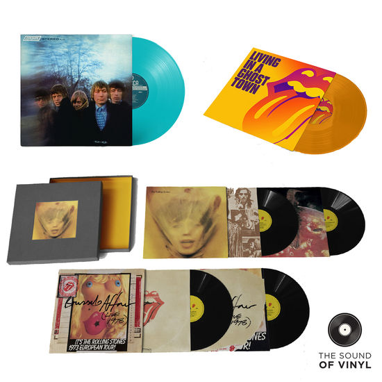 The Rolling Stones: The Sound Of The Rolling Stones: Deluxe Vinyl Bundle