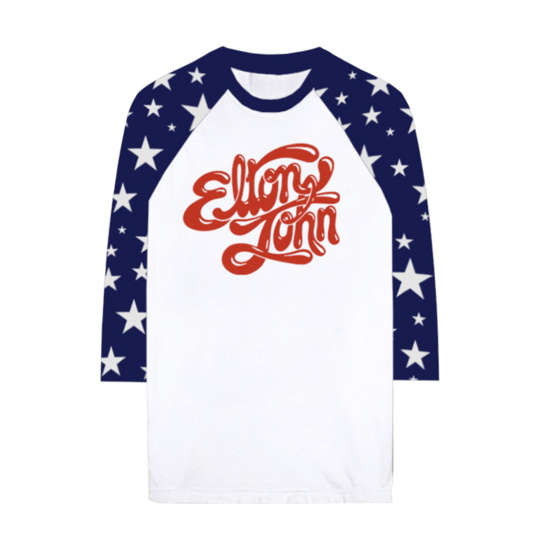 Elton John: STAR RAGLAN
