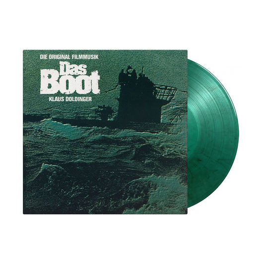 Original Soundtrack: Das Boot: Limited Edition Camouflage Coloured Vinyl