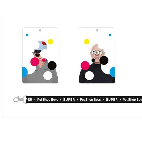 Pet Shop Boys: Laminate & Lanyard