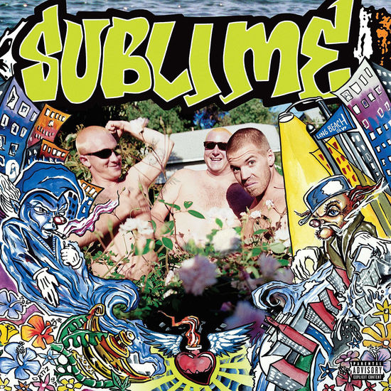 Sublime: Second-Hand Smoke Double LP
