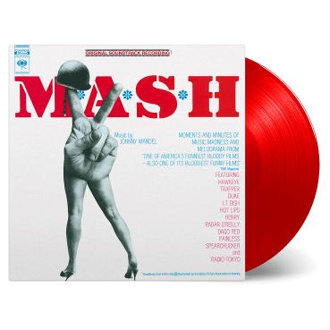 Johnny Mandel: M*A*S*H: Red Numbered Vinyl
