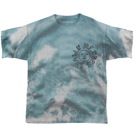 Shawn Mendes: Wonder Sun Tie Dye T-Shirt II