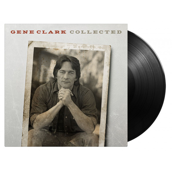 Gene Clark: Collected: Limited Edition 3LP