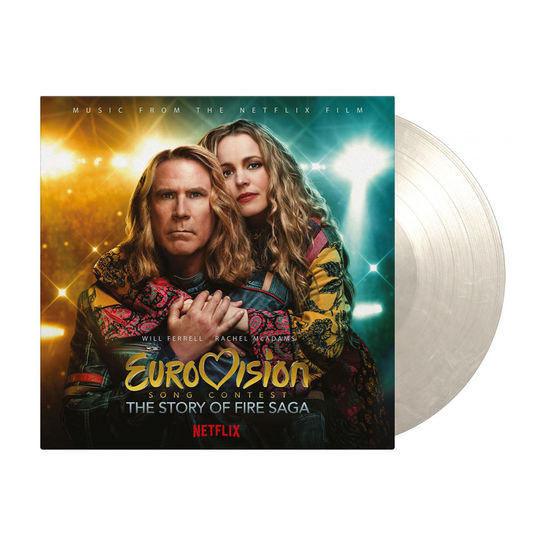 Original Soundtrack: Eurovision Song Contest: The Story of Fire Saga is: Limited Edition Snow & Ice Vinyl