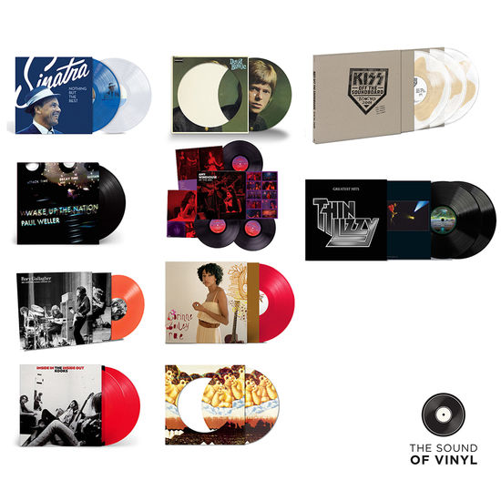 Various Artists: The Top 10 Albums Of The Year 2021 Exclusive Bundle