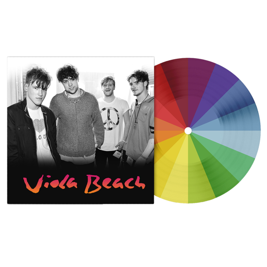 Viola Beach: Viola Beach: Limited 5th Anniversary Edition Rainbow Vinyl LP