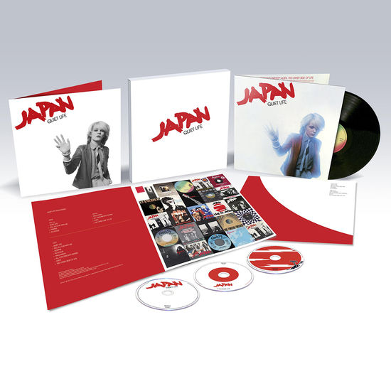 japan: Quiet Life: Deluxe Edition Box Set