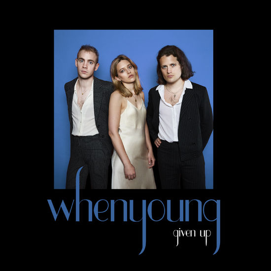 Whenyoung: Given Up Blue Vinyl EP