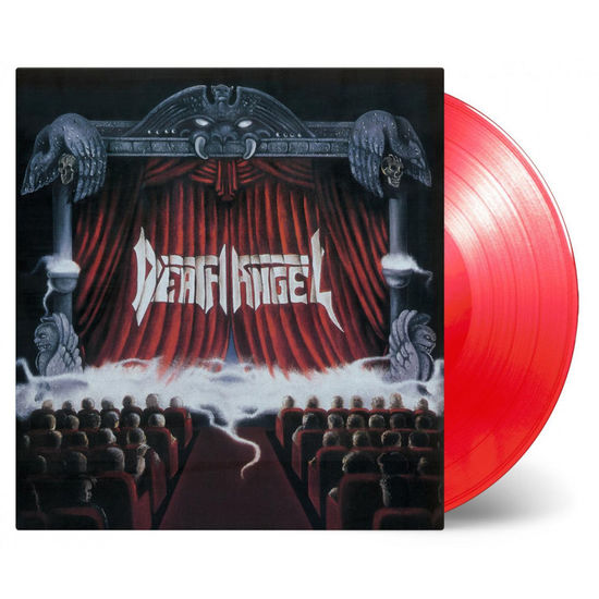 Death Angel: Act III Red Numbered Vinyl