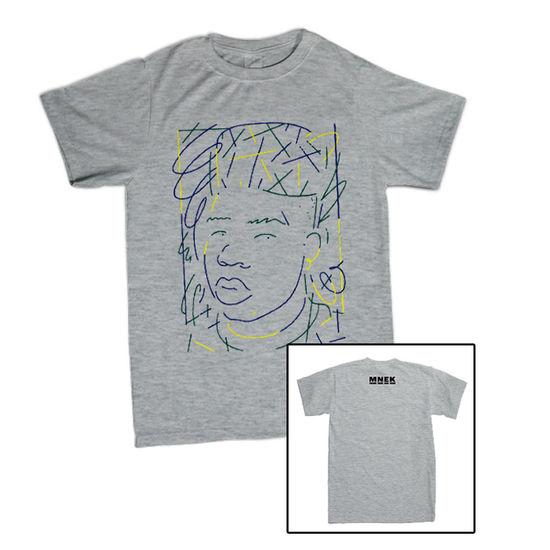MNEK: Grey T-Shirt