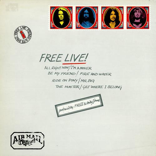 Free: Free Live!