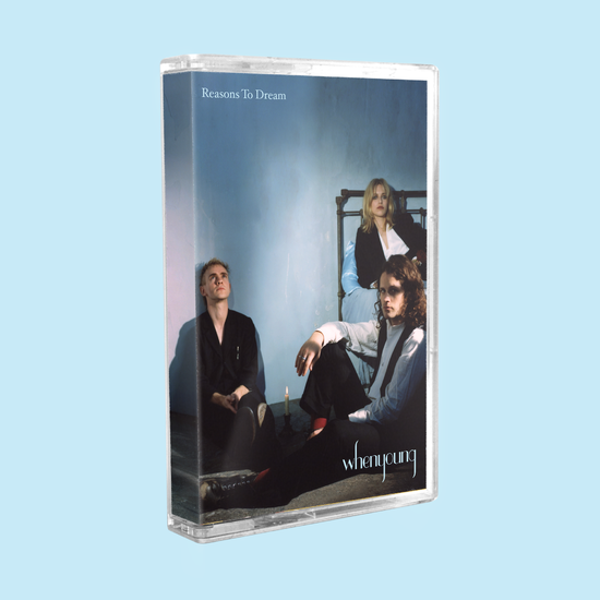Whenyoung: Reasons To Dream Signed Cassette
