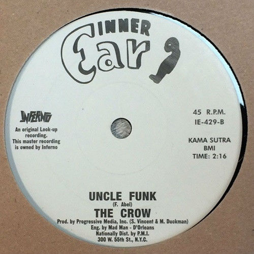 The Crow: Your Autumn of Tomorrow / Uncle Funk
