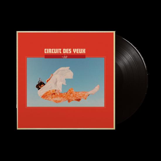 Circuit des Yeux: -io: Black Vinyl LP
