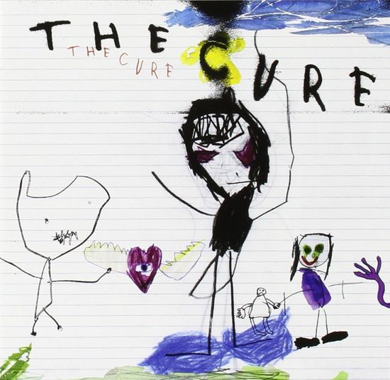The Cure: Cure