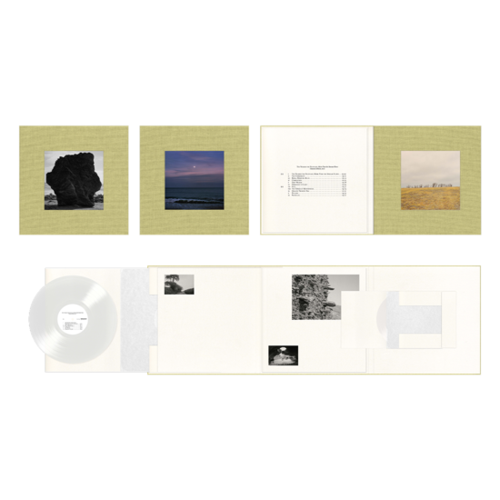 Damon Albarn: The Nearer the Fountain, More Pure the Stream Flows: Limited Deluxe Edition White Vinyl LP + 7
