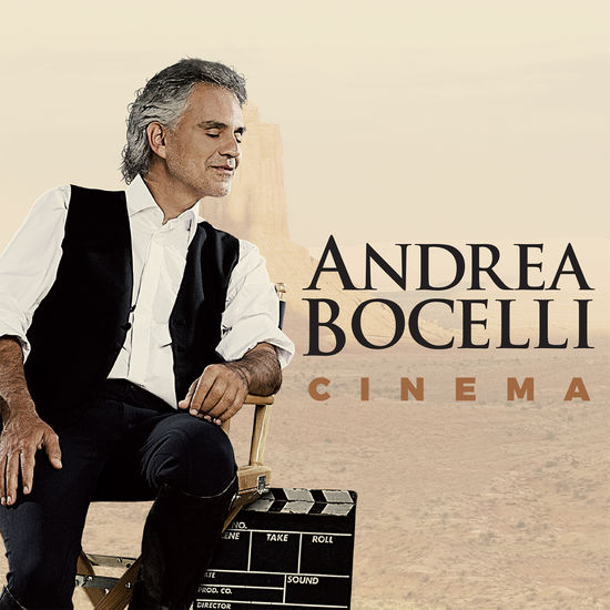 Andrea Bocelli: Cinema CD