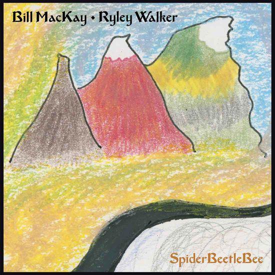 Bill Mackay: SpiderBeetleBee