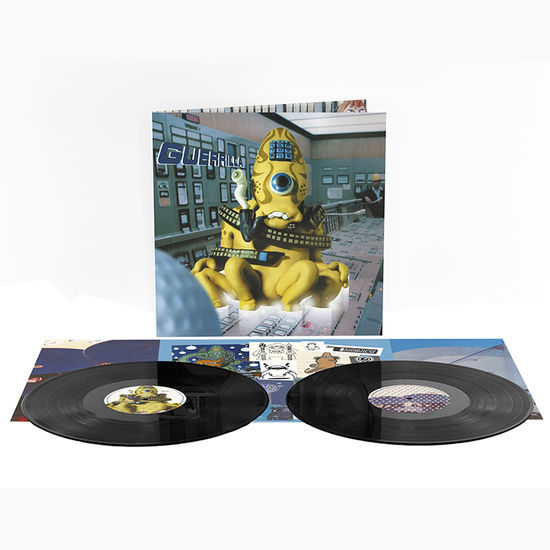 Super Furry Animals: Guerrilla: Limited Edition Pop-up Gatefold Double LP
