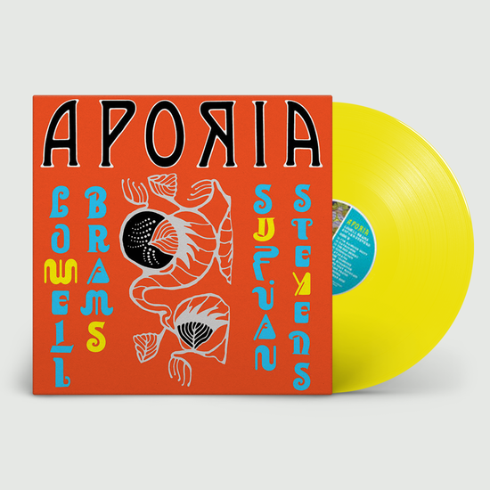 Sufjan Stevens: Aporia: Limited Edition Yellow Vinyl