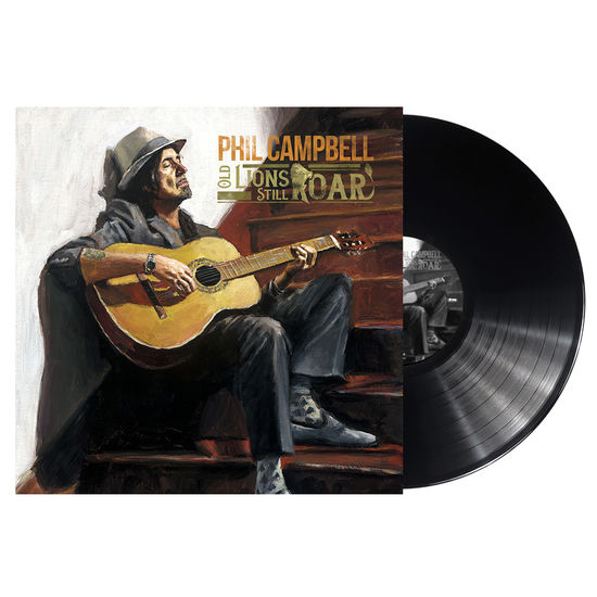 Phil Campbell: Old Lions Still Roar: Limited Gatefold Vinyl