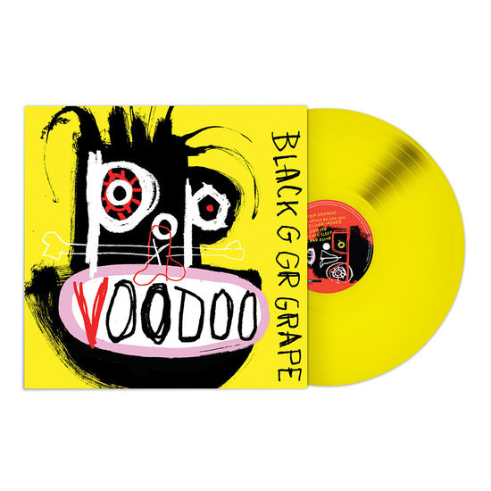 Black Grape: Pop Voodoo: Signed Exclusive Limited Edition Yellow Vinyl