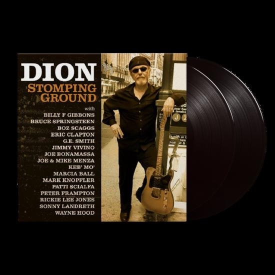 Dion: Stomping Ground: Black Vinyl 2LP