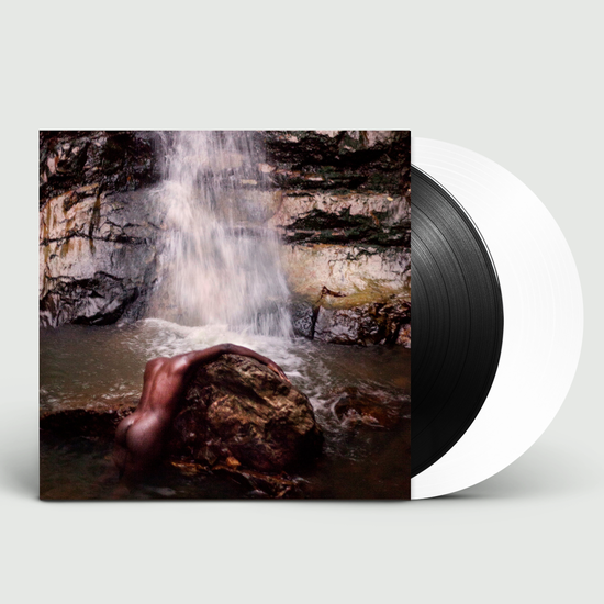 Moses Sumney : græ: Limited Edition Black + White Vinyl