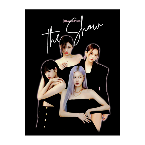 Blackpink: THE SHOW POSTER I