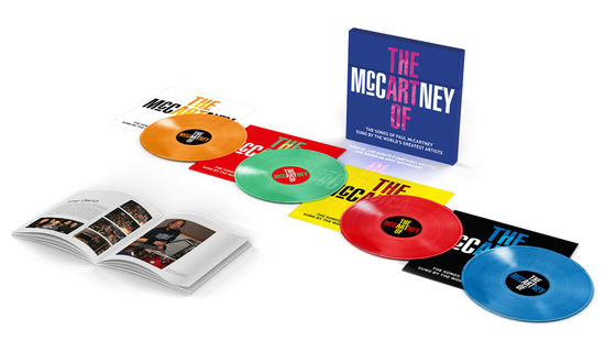 Various Artists: THE ART OF McCARTNEY (Vinyl Box Set)